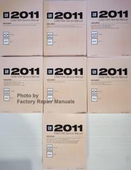 2011 CK9/Trk Service Manual Chevrolet Silverado GMC Sierra Volumes 1 thru 7