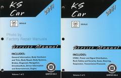 2007 Cadillac Deville, DTS KS Car Service Manuals
