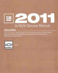 2011 Chevrolet HHR Factory Service Manual