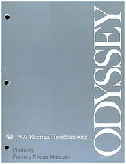 1997 Honda Odyssey Factory Electrical Troubleshooting Manual