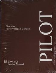 2006-2008 Honda Pilot Service Manual