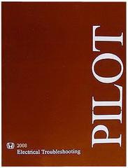 2008 Honda Pilot Electrical Troubleshooting Manual