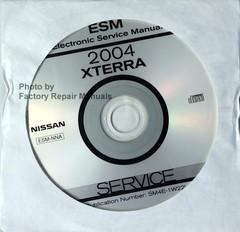 Nissan Electronic Service Manual 2004 Xterra