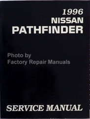 1996 Nissan Pathfinder Service Manual