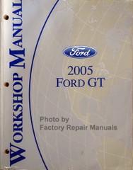 2005 Ford GT Workshop Manual