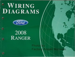2008 Ford Taurus, Taurus X Mercury Sable Electrical Wiring ...