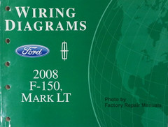 Wiring Diagrams Ford Lincoln 2008 F-150, Mark LT