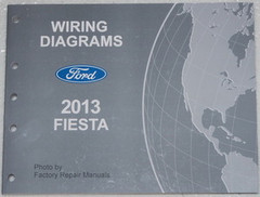 2013 Ford Fiesta Electrical Wiring Diagrams