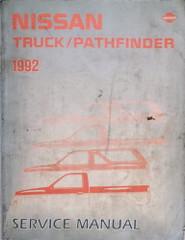 1992 Nissan Truck/Pathfinder Service Manual