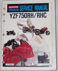 1994 1996 YAMAHA YZF-750R Factory Service Manual YZF 750 R Original Shop Repair