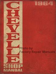 1964 Chevelle Shop Manual