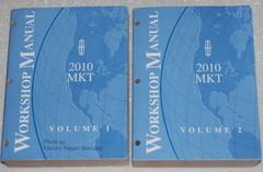 Lincoln 2010 MKT Workshop Manual Volume 1, 2