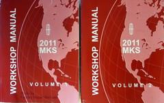 2011 Lincoln MKS Workshop Manual Volume 1, 2