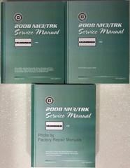 2008 Hummer H3 Factory Service Manuals
