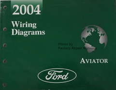 2004 Wiring Diagrams Aviator Ford