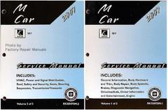 2007 Saturn Sky Factory Service Manual Set Original Shop Repair