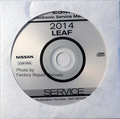 2014 Nissan LEAF Electronic Service Manual