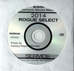 2014 Rogue Select Electronic Service Manual