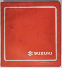 1997 1998 Suzuki GSX-R600 Factory Shop Service Manual GSXR600V GSXR600W