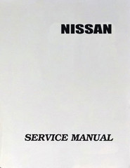 2004 Infiniti FX35 / FX45 Factory Service Manual 5 Vol Set