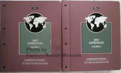 1997 Expedition Workshop Manual Volume 1, 2