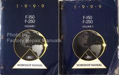 1999 Ford Ranger Electrical Wiring Diagrams Original Factory Manual Factory Repair Manuals