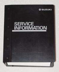 2007 Suzuki Aerio Factory Service Manual RW423 Original Shop Repair