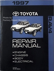 1997 Toyota RAV4 Repair Manual