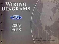 Wiring Diagrams Ford 2009 Flex