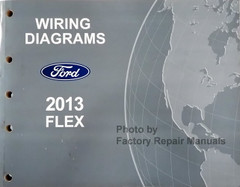2013 Ford Flex Electrical Wiring Diagrams