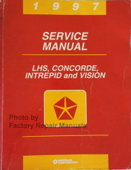 1997 Concorde LHS Intrepid and Vision Factory Service Manual