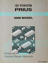 2008 Toyota Prius Electrical Wiring Diagrams