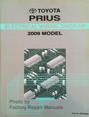 2009 Toyota Prius Electrical Wiring Diagrams
