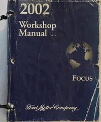 2002 Ford Focus Workshop Manual