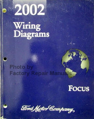 2002 Wiring Diagrams Ford Focus