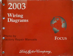 2003 Ford Focus Wiring Diagrams
