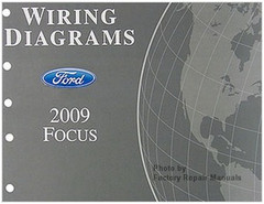2009 Ford F250 F350 F450 F550 Super Duty Truck Electrical Wiring Diagrams Manual Factory Repair Manuals