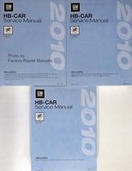 2010 Buick Lucerne Service Manuals