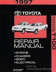 1997 Toyota T100 Repair Manual