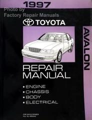 1997 Toyota Avalon Repair Manual