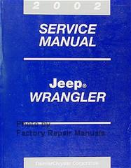 2004 JEEP LIBERTY Service Shop Repair Manual OEM DEALERSHIP OEM ...