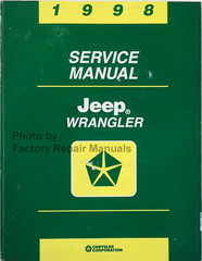 1998 Jeep Wrangler Service Manual