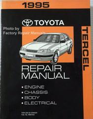 1995 Toyota Tercel Repair Manual