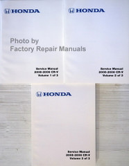 2005 2006 Honda CR-V Service Manual