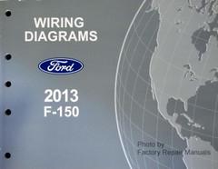 2014 Ford F 150 Electrical Wiring Diagrams F150 Truck Original Manual Factory Repair Manuals