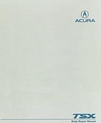 2004-2008 Acura TSX Body Repair Manual
