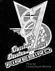 1988 Pontiac Firebird and Trans Am Factory Service Manual
