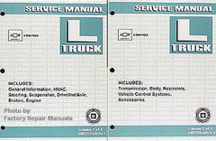 2005 Chevy Equinox Factory Service Manuals