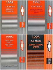 1995 Chevy GMC C/K Truck Factory Service Manuals