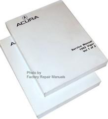 1992 Acura Vigor Factory Service Manuals